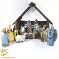 Nativity Set (Colour)
